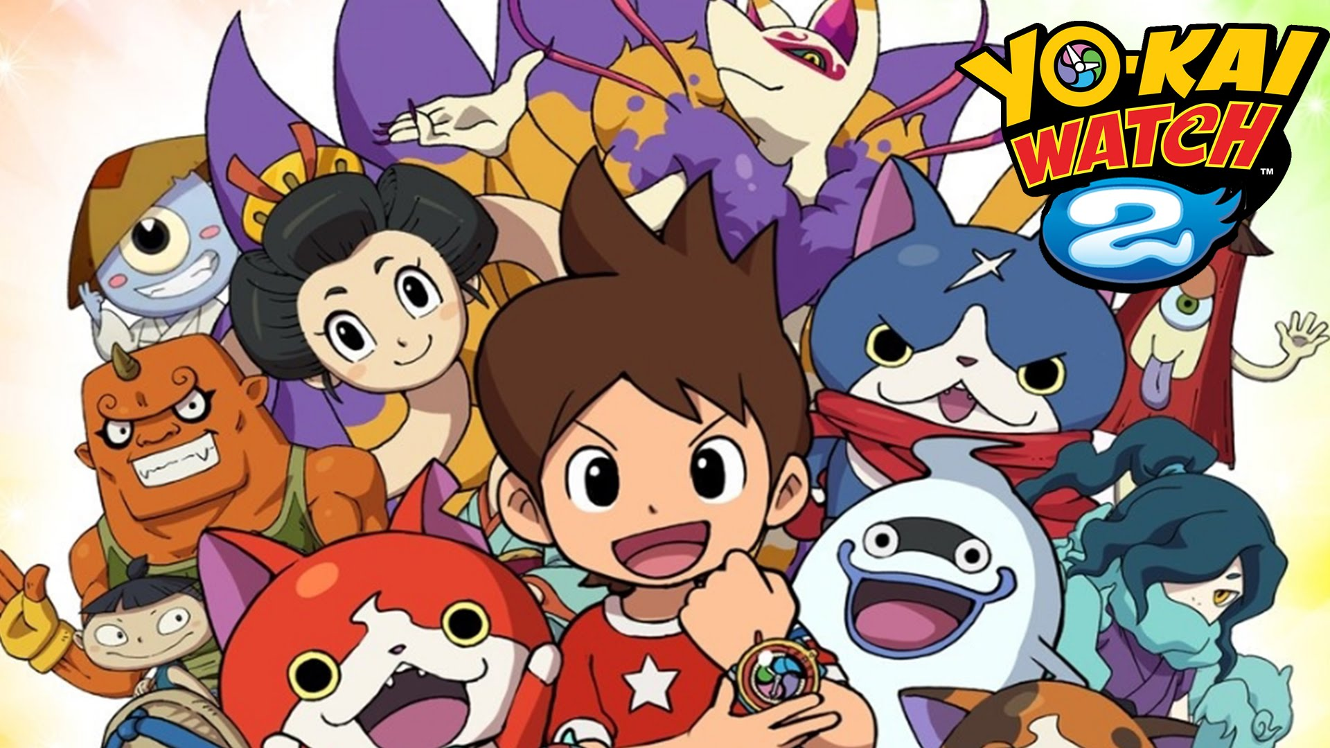 Yo kai watch 2 le plein de jeux dessins anim s et jouets for Chambre yo kai watch